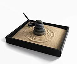 office relaxation. stacking stones zen garden desktop gift ideas for office decor relaxing desk accessories handmade natural relaxation w