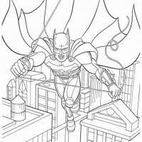 Batman Kleurplaat Tropicalweather