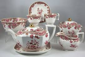Spode China Patterns Extraordinary History Of Spode