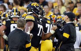 Iowa Hawkeyes Depth Chart Iowa Football Depth Chart Monday Jermari Harris The Only