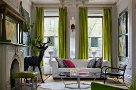if your living room needs a focal point a colored chesterfield can really make the room pop consider a bold color like red yellow green or blue