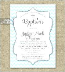 Printable Baptism Invitations Christening Invitation Template Free University Edu Info