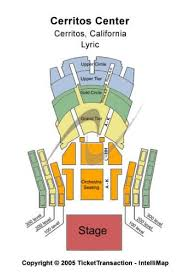 Cerritos Center Seating Chart Cerritos Center Tickets And Cerritos Center Seating Chart
