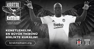 Beşiktaş bağış kampanyası Bırakmam Seni ve Kartal Pençesi nedir, nasıl  bağış yapılır?