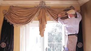 window sheers styling tips and ideas for interior decoration. Video #48: Tips From Us: Swag Curtains DIY - How To Create Stunning In Your Home YouTube Window Sheers Styling And Ideas For Interior Decoration