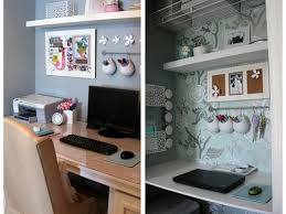 ... Large Size of Office:4 Amazing Artistic Blue Floral Decor Workspace  Decorating Ideas ...