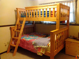 Terrific Bunk Bed Plans With Slide Images Inspiration ...