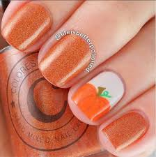 Fall Nail Designs 16 Fall Nail Art Designs Youll Fall In Love With Be Modish