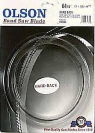 olson bandsaw blades. olson band saw blade bandsaw blades n