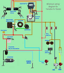 31 best motorcycle wiring diagram images on pinterest motorcycle 1979 Yamaha 250 Wiring Diagram xjbikes com \u203a forums \u203a xjbikes talk \u203a xj modifications \u203a rewiring the electrical mess 1979 yamaha dt250 wiring diagram