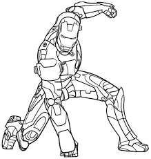 Small Picture Ironman Coloring Pages 2 olegandreevme