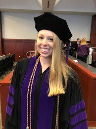 Vero Beach resident Eva Lauer graduates from UF law school