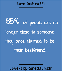 Quotes Of Facts On Friendship