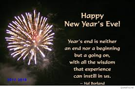happy new year eye quotes and sayings 2018