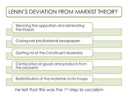 Lenin And Stalin Venn Diagram Communism In Ussr And China In Comparison