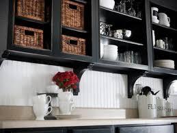 White Beadboard Kitchen Cabinets White Kitchen Cabinets With Beadboard Backsplash 00020120170428
