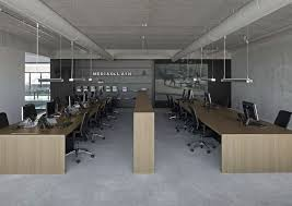 Industrial Office Design Ideas