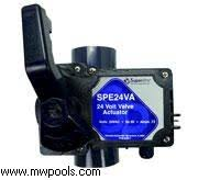 super pro valve actuator speva for jandy and port valves super pro valve actuator spe24va for jandy 2 and 3 port valves midwest pool spa