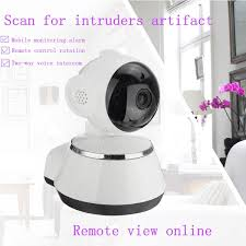 Home Network Security Appliance Wireless Pan Tilt 720p Hd Wifi Camera Security Network Night