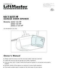 chamberlain whisper drive plus troubleshooting chamberlain chamberlain whisper drive garage door opener problems