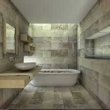 Natural Stone Flooring For Kitchens Archive Spectacular Stone Bathroom With Creative Decorating