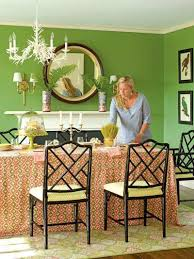 green dining room colors. Rustic Chic Dining Room - Decosee.com Green Colors