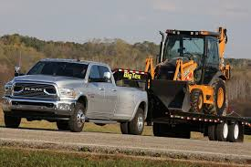 Maxed Out Towing With 2016 Ram Trucks