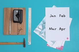diy desk calendar a free printable make your own calendar this year with our
