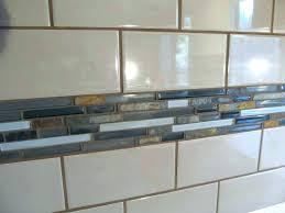 best way to cut glass tile how mosaic backsplash around s