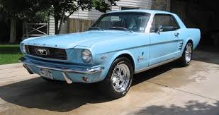 Pick of the Day: 1966 Ford 'High Country' Mustang - ClassicCars ...