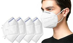 3 or 5 Pack of <b>KN95 Reusable Respirator</b> Face <b>Masks</b> - Save up to ...