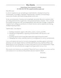 Accounting Cover Letter Templates Resume Letters Examples Career ...