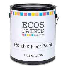 ecos exterior porch and floor paint