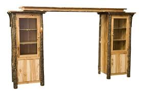 Rustic Entertainment Center92
