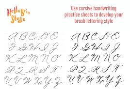 Alphabet Dot To Free Connect Dots Printable Handwriting Worksheets ...