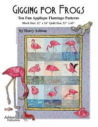 Flamingo Quilt Pattern