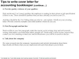 bookkeeper cover letters sample resume bookkeeper office manager bookkeeping cover letter
