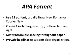 What Fonts To Use For Apa Synonym