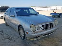 Allen samuels chevrolet mercedes located in texas at , waco, tx 76710. Auto Auction Ended On Vin Wdbjf65j1yb086537 2000 Mercedes Benz E 320 In Tx Waco