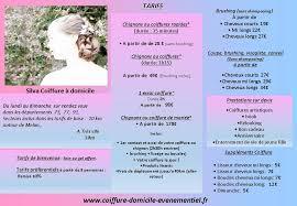Génial 38 Tarif Coiffure Mariage Idées