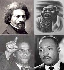 black leaders on the extremes of the movement