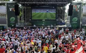 fan zone. france to stage mock terror attack on euro 2016 fanzone fan zone