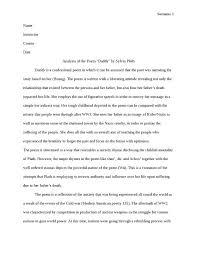 Examples Of Poetry Analysis Essays Penza Poisk