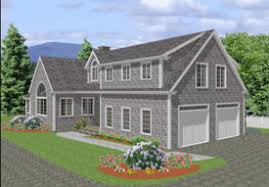 The Maine Home Design Company   The House Plan Sitelake house plan