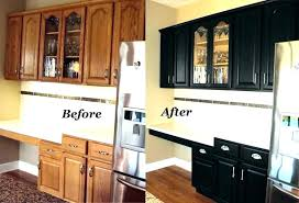 Kitchen Cabinets Refacing Diy Adorable Creative Cabinets Faux Finishes Kitchen Cabinet Refinishing Picture