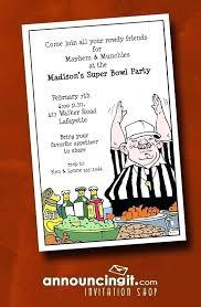 Super Bowl Party Invitation Template Invitations Brilliant Design As