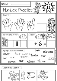 Number 1-20 Practice (The Bundle) | Number words, Worksheets and ...
