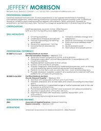 Cna Entry Level Resume Best Resume Example