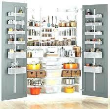 closetmaid pantry pantry door rack white utility pantry with dual door wall racks pantry door storage
