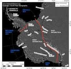 antarctic ice sheet growing west antarctic ice sheet